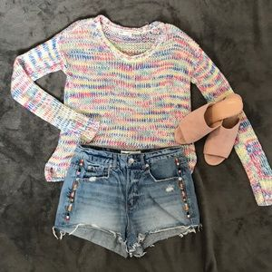 Garage knit sweater